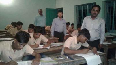 রাতে জেএসসি পরীক্ষা দিল গোপালগঞ্জের ৫৮ শিক্ষার্থী