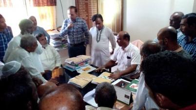 জালালীচর সর: প্রাথমিক বিদ্যালয় পরিচালনা কমিটি নিয়ে ফের উত্তেজনা