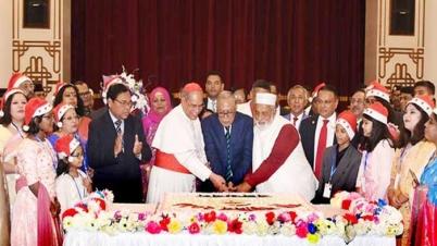 প্রতিটি ধর্মের মূল বাণী 'মানবকল্যাণ`- রাষ্ট্রপতি