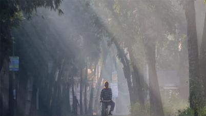 ৬ দিন 'অস্বাস্থ্যকর' বায়ু প্রবাহ থাকার পূর্বাভাস