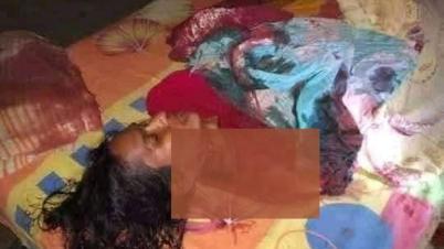 চাঁপাইনবাবগঞ্জে স্ত্রীকে কুপিয়ে হত্যা, ঘাতক স্বামী আটক
