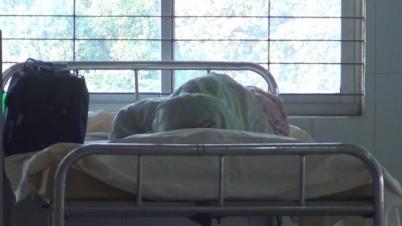 চুয়াডাঙ্গায় করোনা সন্দেহে  সৌদি ফেরত নারী হাসপাতালে