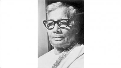 পল্লীকবি জসীমউদ্দীনের ৪৪তম মৃত্যুবার্ষিকী আজ