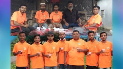 কুলাউড়ায় 'নিরাপদ স্বাস্থ্য রক্ষায় সামাজিক সংগঠন'র কার্যক্রম