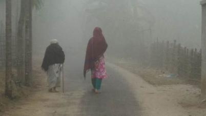 দেশের সর্বনিম্ন তাপমাত্রা পঞ্চগড়ে ৬.৩ ডিগ্রি