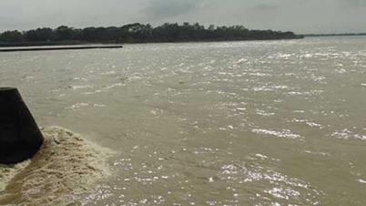 বগুড়ায় যমুনার পানি বিপদসীমার ৬৬ সে.মি. উপরে