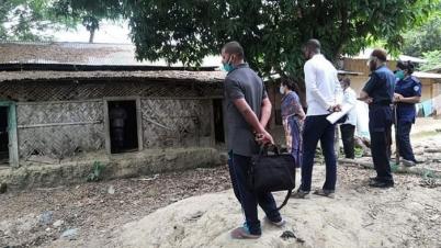রোয়াংছড়িতে সরকারী নির্দেশ অমান্য করায় বনমালি মজুমদারকে জরিমানা