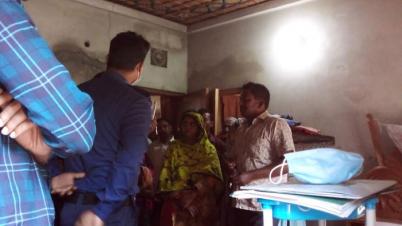 স্প্রে ছিটিয়ে বালিয়াডাঙ্গীতে ২ বাড়ীতে দুধর্ষ চুরি, এলাকায় আতঙ্ক