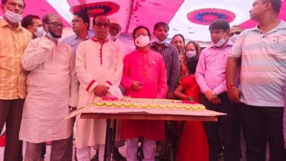 শিবগঞ্জে যথাযথ মর্যাদায় শেখ রাসেলের জন্মদিন পালিত
