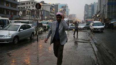 রাজধানীতে হঠাৎ বৃষ্টি, বাড়ছে শীতের তীব্রতা