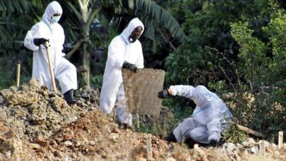 খুলনা বিভাগে একদিনে করোনায় ৪৬ জনের মৃত্যু