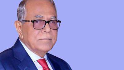 দেশে ফিরলেন রাষ্ট্রপতি আবদুল হামিদ