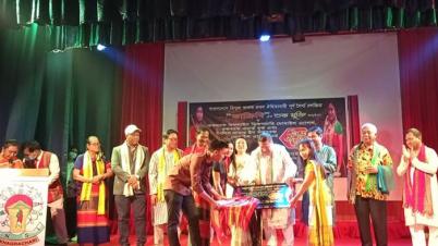 মুক্তি পেল সম্পূর্ণ ত্রিপুরা ভাষায় পূর্ণদৈর্ঘ্য চলচ্চিত্র 'তাক্রিদি'