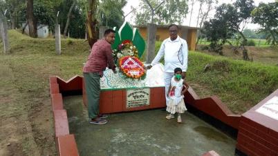কুড়িগ্রামের ঐতিহাসিক বড়াইবাড়ী দিবস পালিত