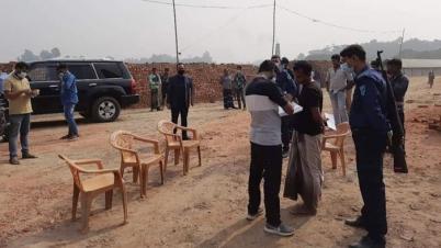 মির্জাপুরে ভ্রাম্যমাণ আদালতে ২টি ইট ভাটাকে ৪লক্ষ টাকা জরিমানা