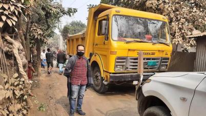 মির্জাপুরে মাটি ব্যবসায়ীকে ৫০ হাজার টাকা জরিমানা ভ্রাম্যমাণ আদালতের