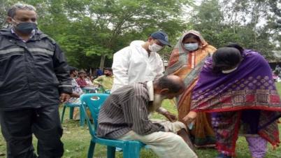 নবাবগঞ্জে মানবসেবায় দৃষ্টান্ত উপজেলা নির্বাহী অফিসার নাজমুন নাহার