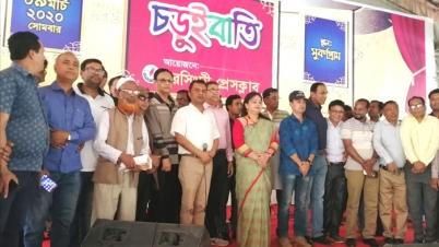 নরসিংদী জেলা প্রেসক্লাব এর বার্ষিক বনভোজন অনুষ্ঠিত
