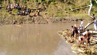 সৈয়দপুরে নদীতে গোসল করতে নেমে কিশোর নিখোঁজ