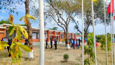 সুবর্ণচরে প্রধানমন্ত্রী শেখ হাসিনা শুভ উদ্ধোধন করলেন মুজিব কিল্লার