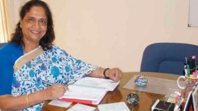 করোনায় সানবিমস স্কুলের প্রতিষ্ঠাতা নিলুফার মঞ্জুরের মৃত্যু