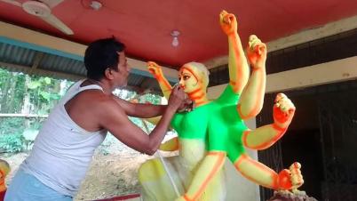 খাগড়াছড়িতে ৫৫মণ্ডপে অনুষ্ঠিত হবে শারদীয় উৎসব