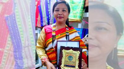 আন্তর্জাতিক শান্তি পদক পেলেন দুর্গম পাহাড়ে বেড়ে উঠা অদম্য এক নারী