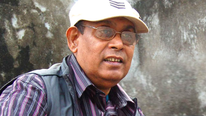 পশ্চিমবঙ্গের বিখ্যাত চলচ্চিত্র পরিচালক বুদ্ধদেব দাশগুপ্ত, ছবি- সংগৃহীত।