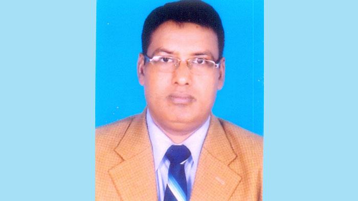 ড. মো. হুমায়ুন কবীর। ছবি- প্রতিদিনের চিত্র