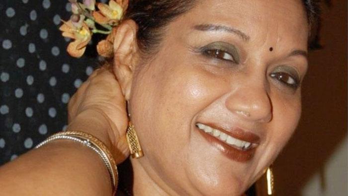 অভিনেত্রী সারাহ বেগম কবরী, ছবি- সংগৃহীত।