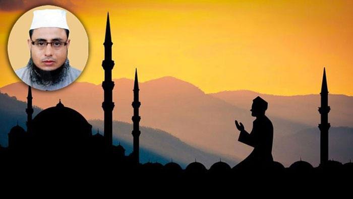 হাফিজ মাছুম আহমদ দুধরচকী, ছবি- প্রতিদিনের চিত্র।