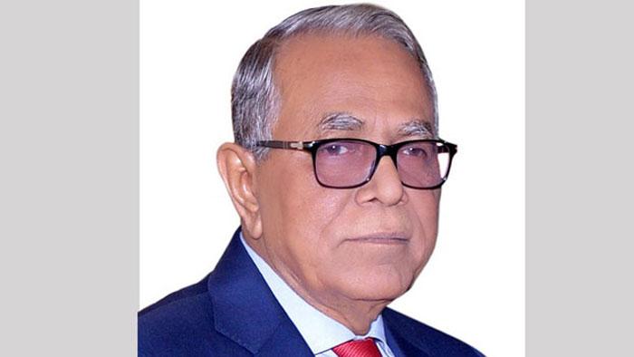 রাষ্ট্রপতি আব্দুল হামিদ