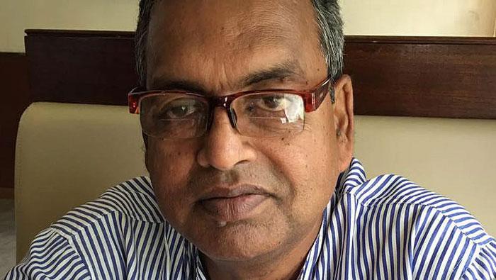 জাতীয়তাবাদী দলের ভাইস চেয়ারম্যান শামসুজ্জামান দুদু, ছবি- সংগৃহীত।